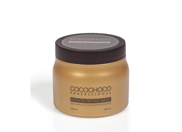 Reconstructs & Strengthens Cocochoco Keratin Repair Hair Mask 500 ml