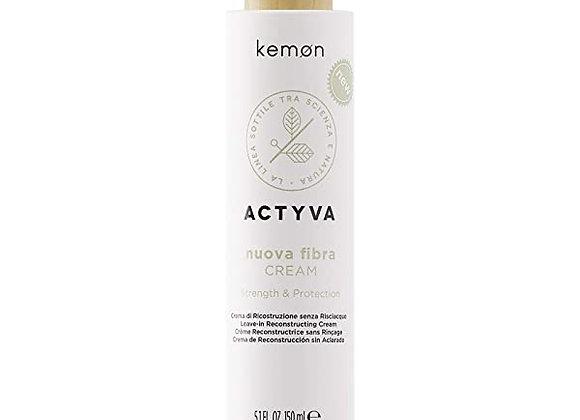 Strengthening Kemon Actyva Nuova Fibra Cream 150ml