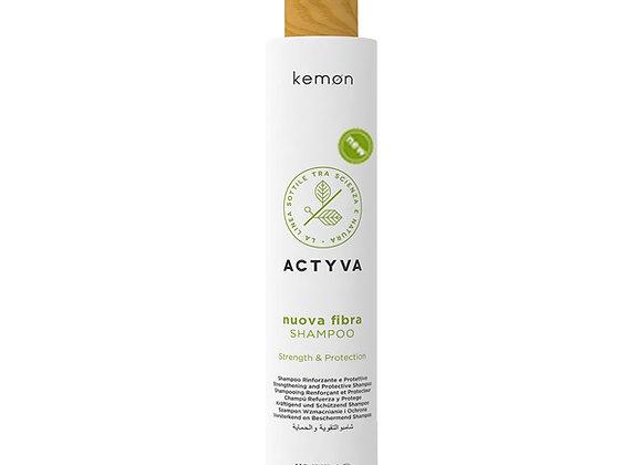 Strengthening Kemon Actyva Nuova Fibra Shampoo 250 ml