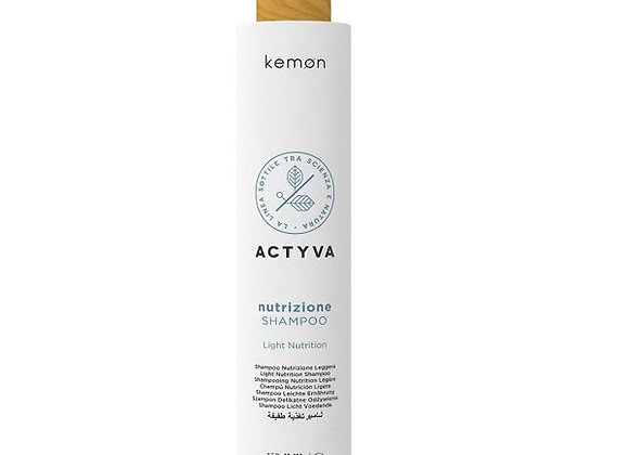 Dry Hair Kemom Actyva Nutrizione Shampoo 250 ml
