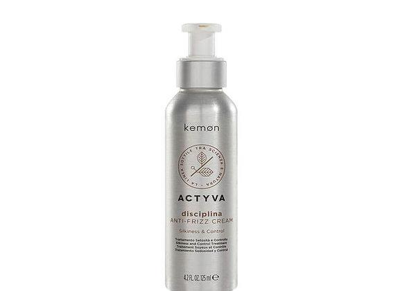Kemon Actyva Disciplina Anti Frizz -Tame Cream 125 ml
