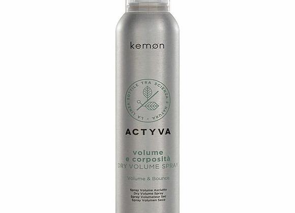 Volume e Corposita Spray Actyva Kemon 200 ml