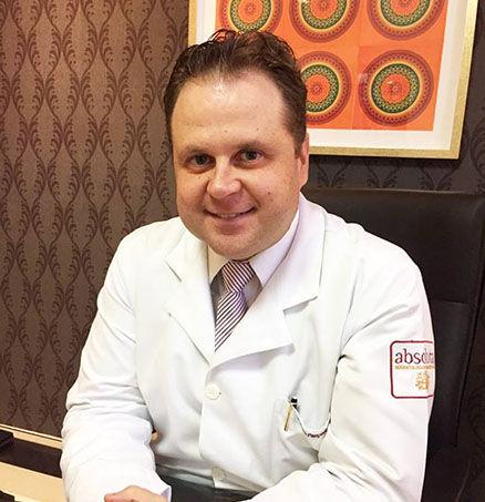 Dr. Érico Pampado Di Santis