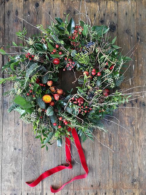 Yuletide Wreath Making Kit