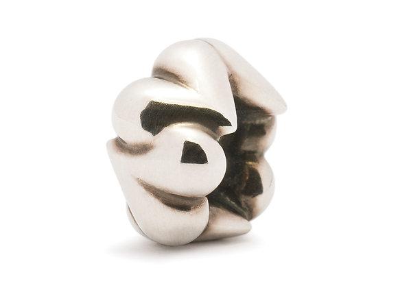 Trollbeads Organic Hearts Bead TAGBE-20031
