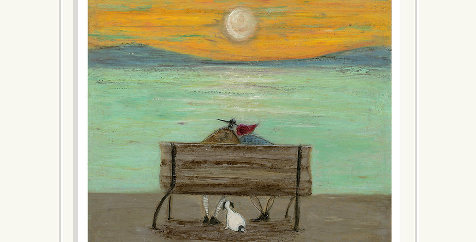 Sam Toft - Watching The Tide Roll Away