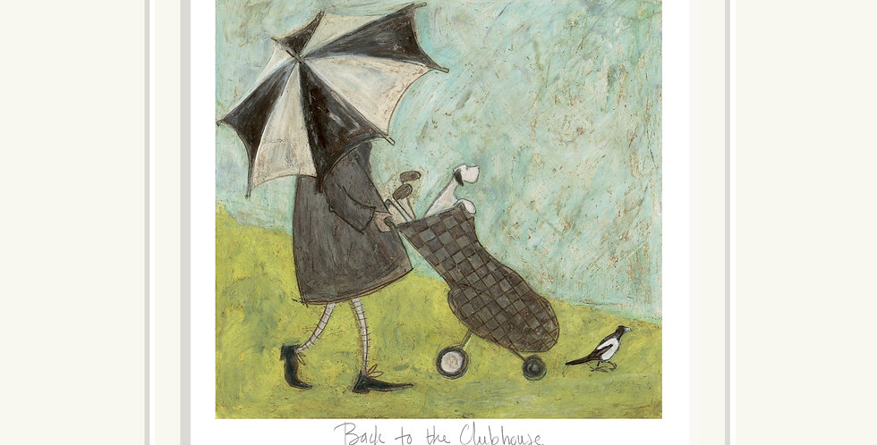 Sam Toft - Back To The Clubhouse