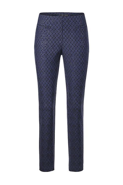 Milan navy trousers