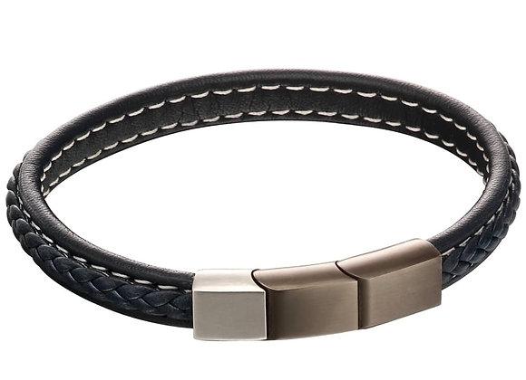 Fred Bennet Stainless Steel Brushed Finished Bracelet