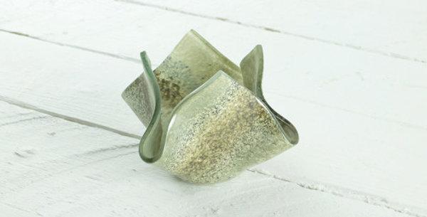 Jo Downs Moorland Mist Small Vase/tealight holder