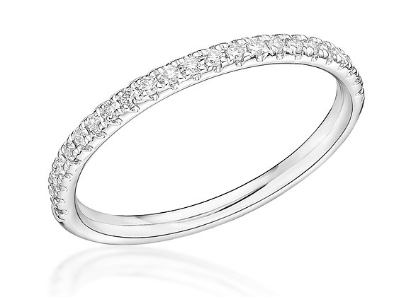 Diamond Eternity Ring Avg 15Pt