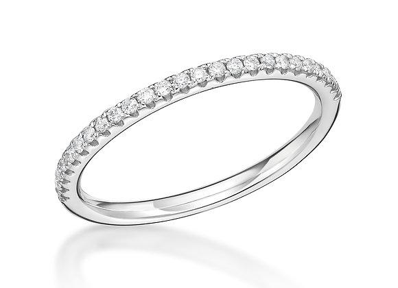 Diamond Eternity Ring Avg 14PT