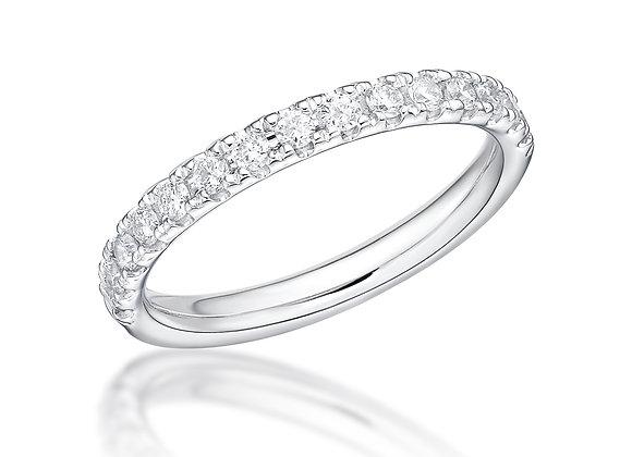 Diamond Eternity Ring Avg 32Pt