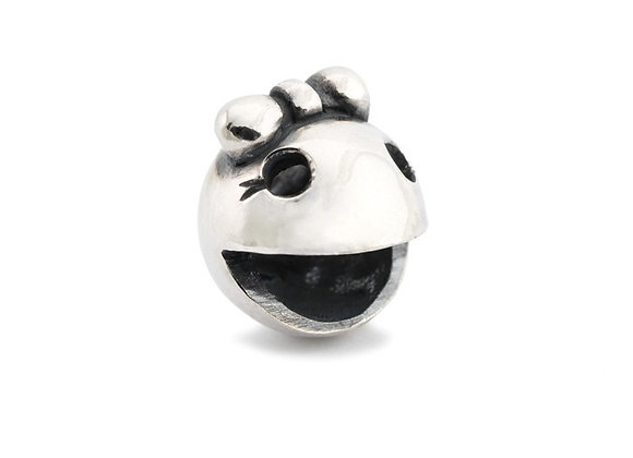 Trollbeads Ms. Ghost Fighter Bead