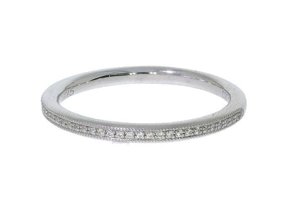 Diamond Eternity Ring Av 0.5PT