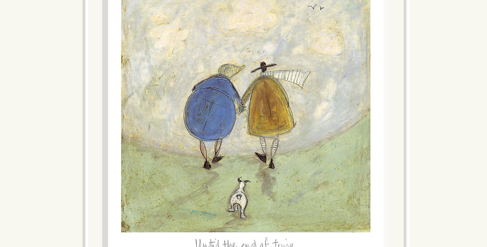Sam Toft - Until The End of Time
