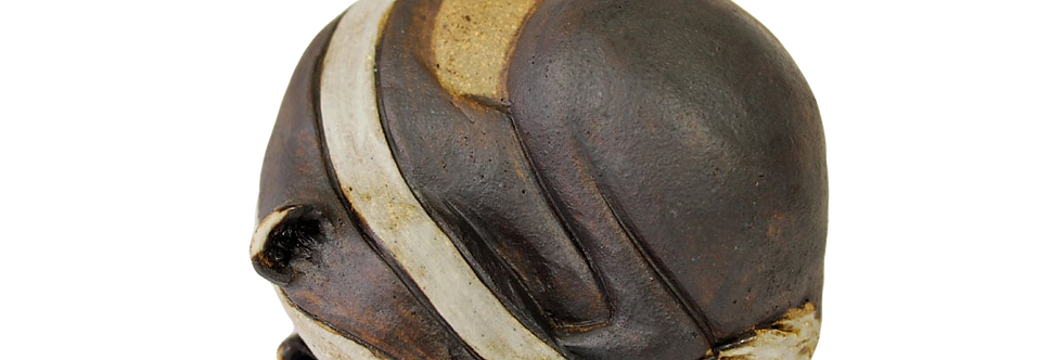 Pippa Hill - Badger Curled Ceramic
