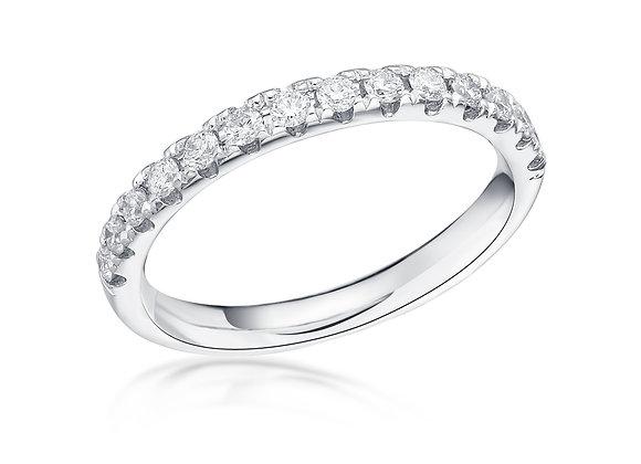 Diamond Eternity Ring Avg 35Pt