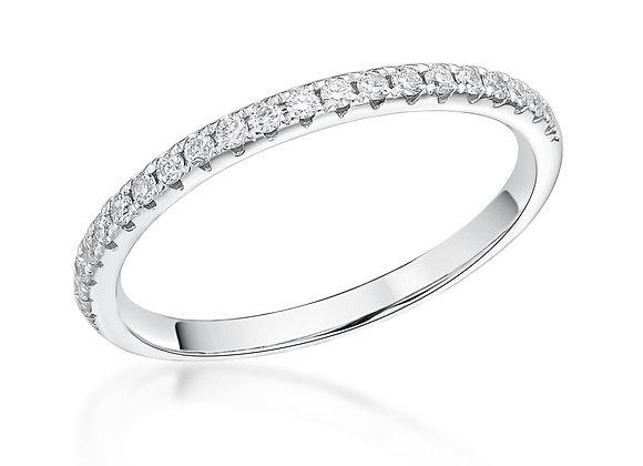 Diamond Eternity Ring Avg 18pt