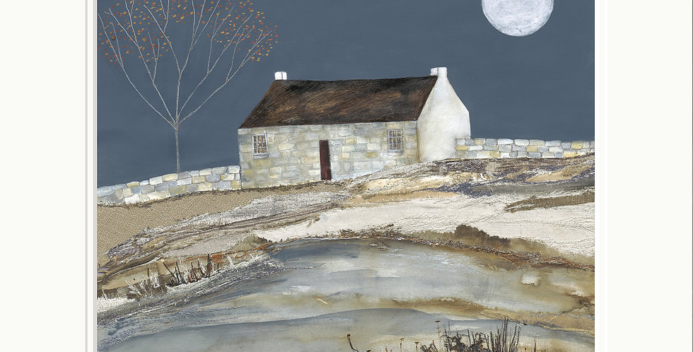 Louise O'Hara A Frosty Moon