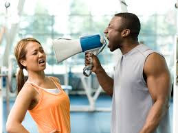 Personal training sessions shouldn't be intimidating