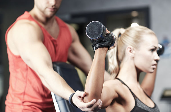 Personal trainers of dur1 health in North york