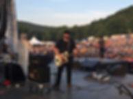 Christopher Bellamy Chris Bellamy Guitar TMG Taylor McGrath Guitars