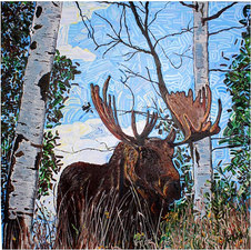 Moose and Birch