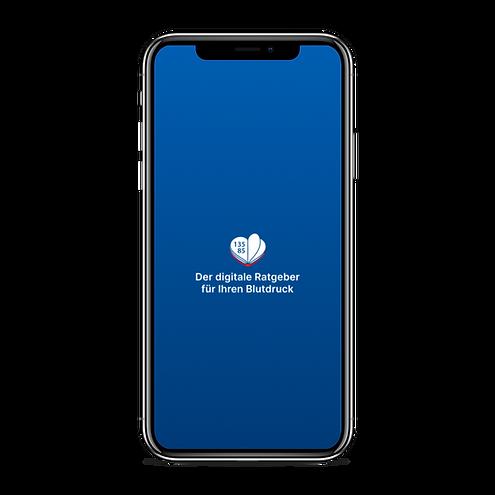 Hypertonie App Ratgeber Blutdruck
