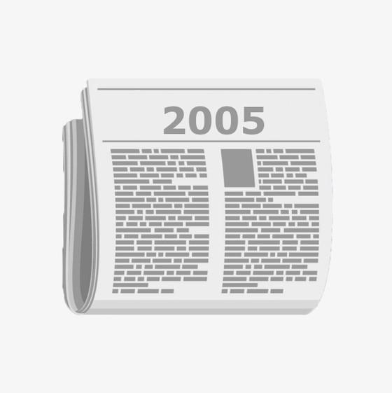 Todos os informativos do ano de 2005