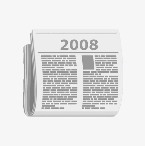 Todos os informativos do ano de 2008