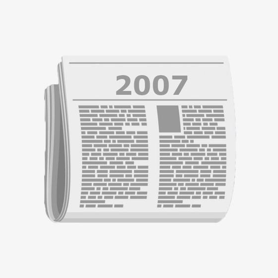 Todos os informativos do ano de 2007