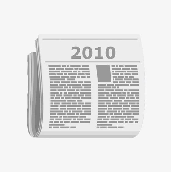 Todos os informativos do ano de 2010