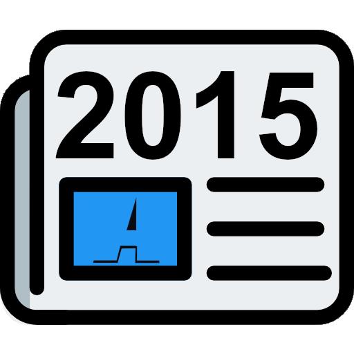 Informativos do ano de 2015