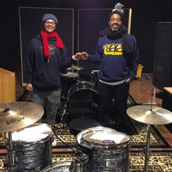Kieran & Chuck Treece