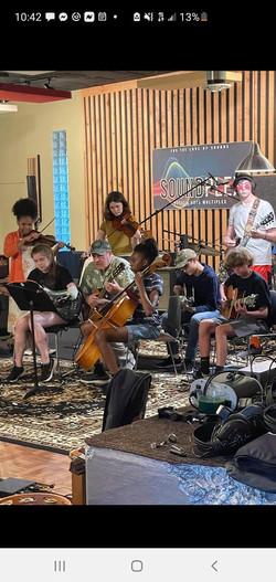 Mike Kraft & Fox Chase Music School