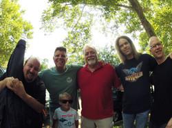 Telling Stories, Denis & gang