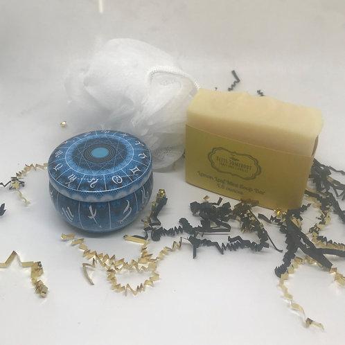 Lemon Mint Soap Set