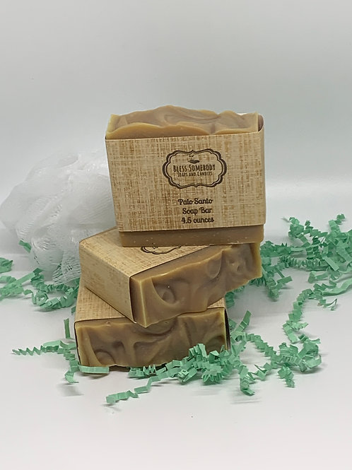 Palo Santo Soap Bar (will restock 10/22/2020