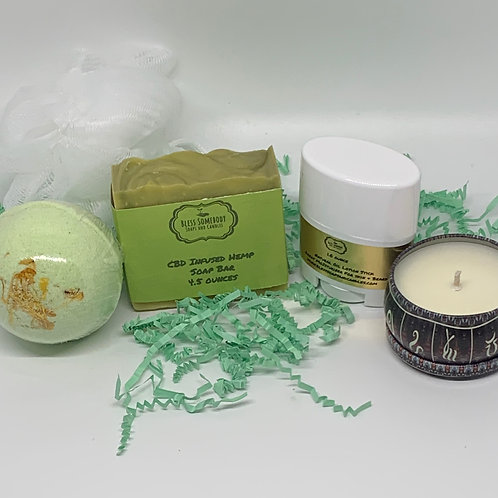 CBD Gift Kit  Package
