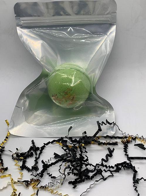 CBD 100mg Peppermint Eucalyptus  Bath Bombs