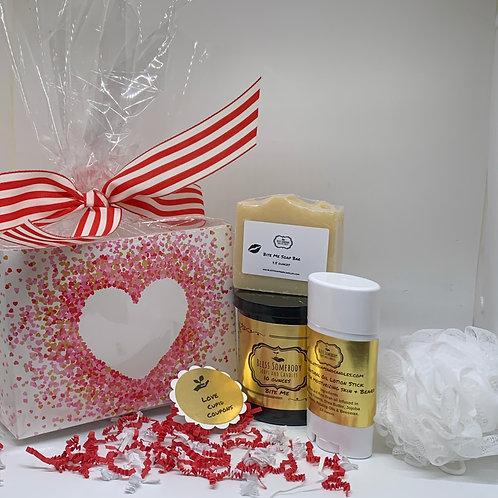 Adult Cupid Valentines Gift Box