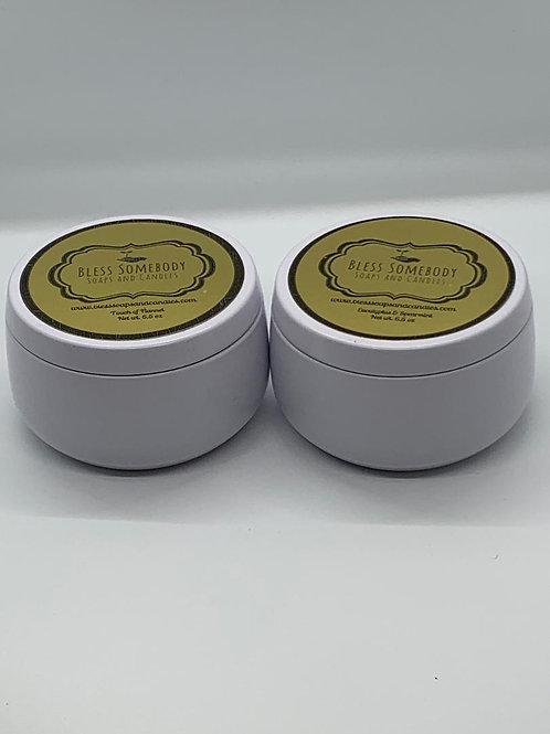 2-Luxury Holiday Scented Candles
