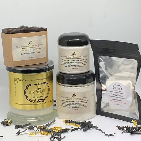 Quarterly Subscription Box-Can be purchase any month