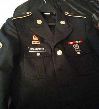 Military Uniform Patches