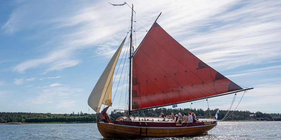 I vågornas famn – veckoslut med yoga & segling i Nagu AUGUSTI