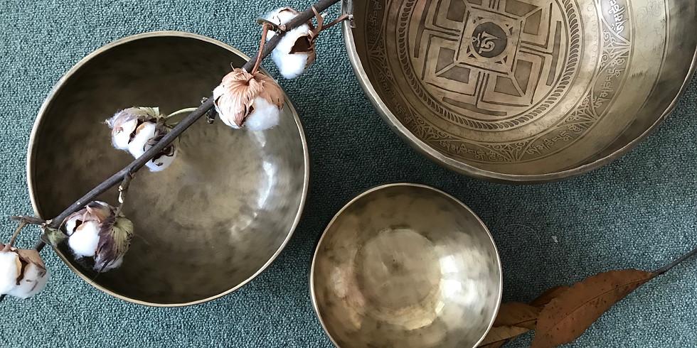 Äänimalja & Gong -kylpy