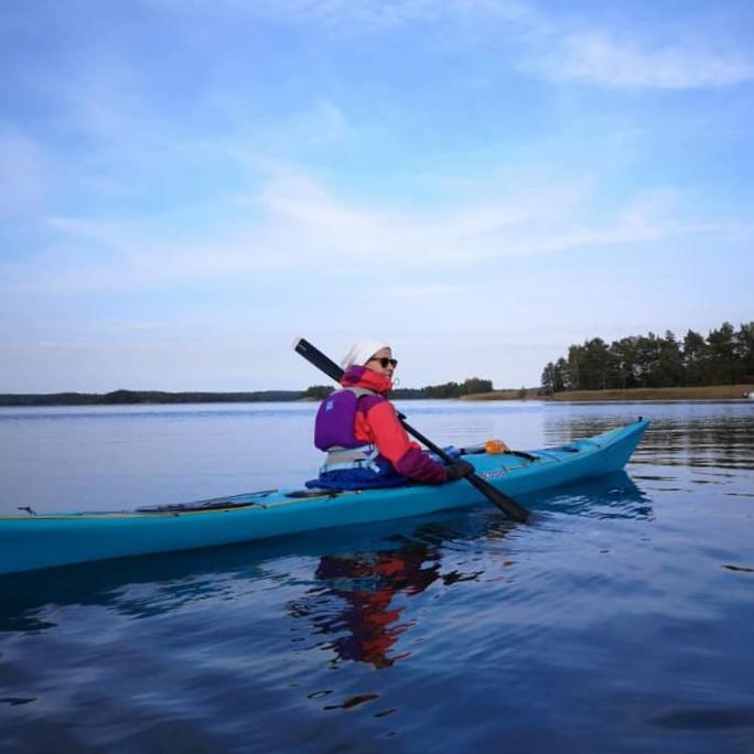 Den hemlighetsfulla skärgården – veckoslut med yoga & paddling SEPTEMBER