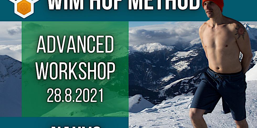 Wim Hof Method Advanced workshop
