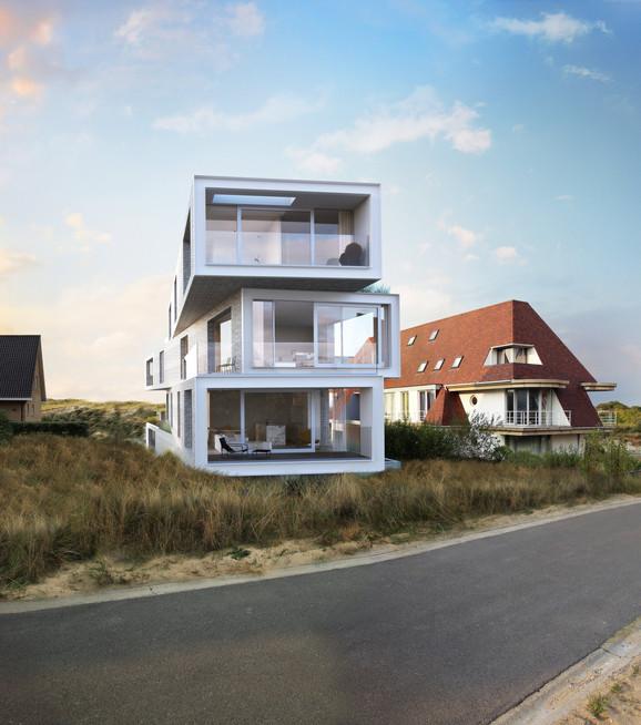 CAAN Architecten - Rietveld projects
